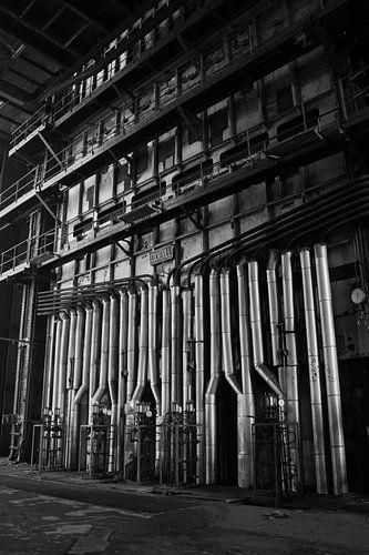 Industrieel orgel van