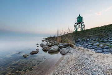 Vuurtoren Stavoren van Bert Nijholt