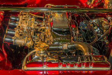 automotor van Bert Bouwmeester