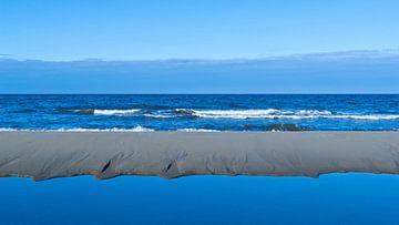 Texels blauw von Hans Kwaspen