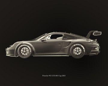 Porsche 911 GT-3 RS 2021