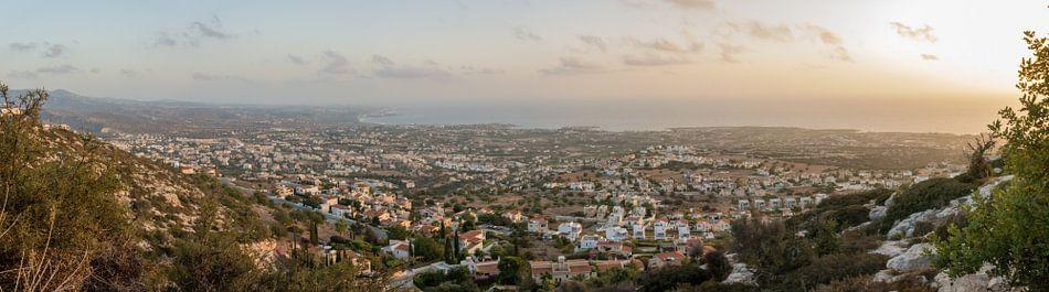 Panorama Paphos Cyprus