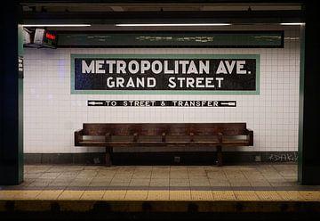 Metro Manhattan, New York Metropolitan Avenue