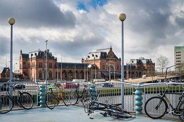Station Groningen (kleur) von Klaske Kuperus