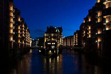 Wasserschloss Hamburg von Storms Brigitte