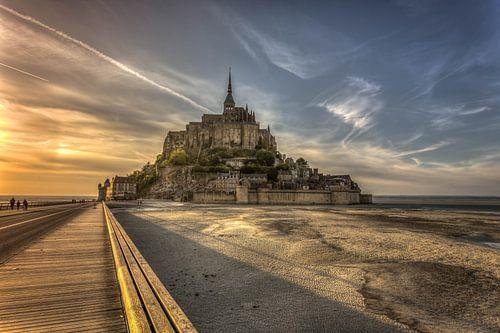 Le Mont Saint MichelLe Mont Saint Michel, Normandië van