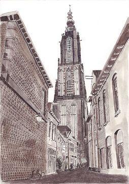 amersfoort onze lieve vrouwe toren van djcartsupplies