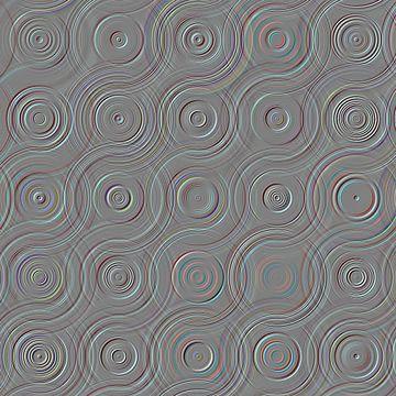 Cirkels III van Maurice Dawson