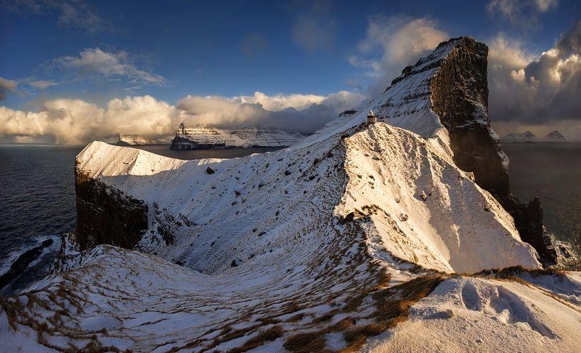 Kallur sunny panorama van Wojciech Kruczynski