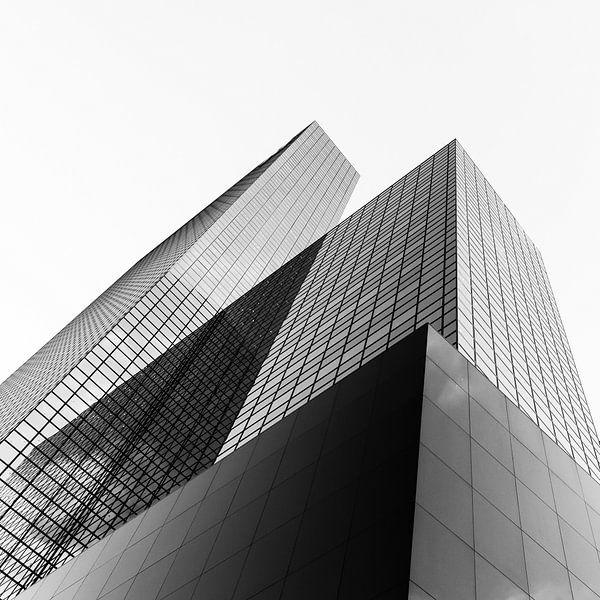 Wolkenkrabber van Paul Kampman