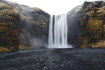 Wasserfall von AJ Zuidema