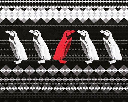 Pinguine von Dagmar Marina