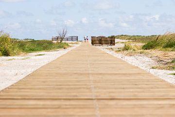 Spaziergang an die Nordsee von Lisa Becker
