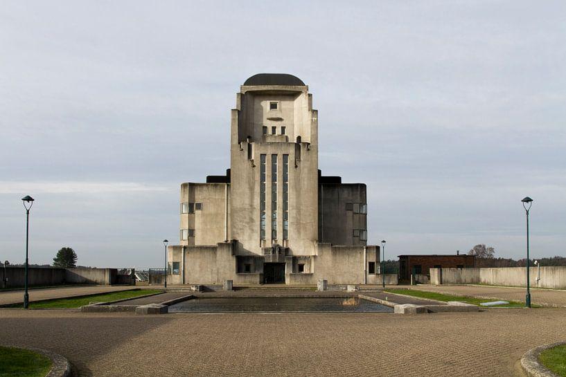 Gebouw A Radio Kootwijk van Maike Meuter