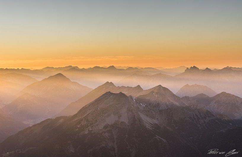 Die Alpen von Patrice von Collani