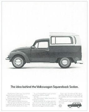 VW reclame 60s van Jaap Ros