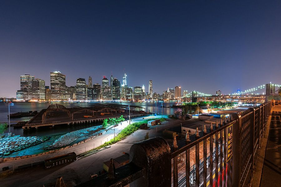 Brooklyn Heights  New York van Kurt Krause