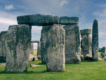 Vues de Stonehenge à Amesbury, Royaume-Uni sur Gerwin Schadl