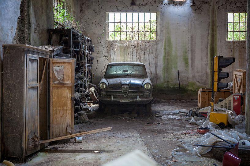 Garage von Leo van Valkenburg