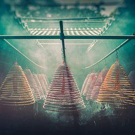 Yung Shue Tau Temple van Pascal Deckarm