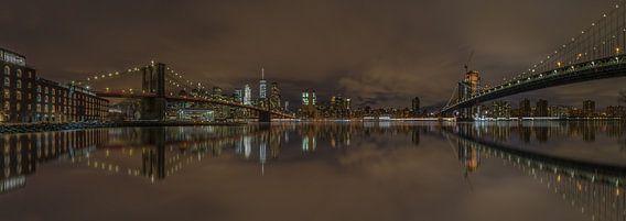 Brooklyn Bridge Park van Rene Ladenius
