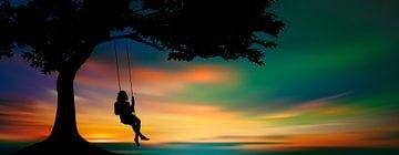 The Tree Swing van
