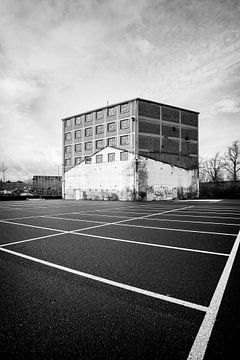Brikkegebouw Blanche Dael in Sphinxkwartier Maastricht