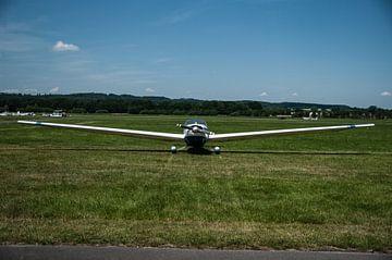 Sportflugzeug von Norbert Sülzner