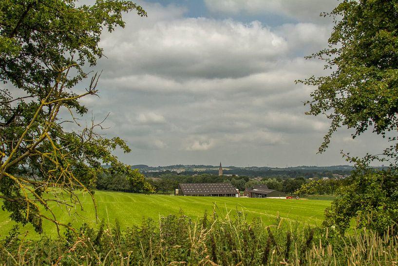 Bocholtz in Zuid-Limburg van John Kreukniet