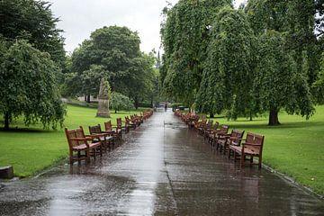 Edinburgh park von Jeffrey de Graaf