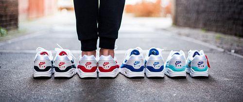 Sneaker addict van Yori Hurkmans