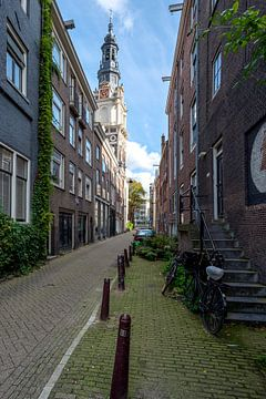 Zuiderkerk Amsterdam van Peter Bartelings Photography