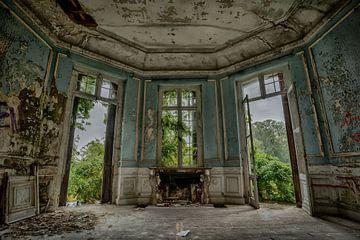 Die Lobby. (urbex) von Jaco Verheul