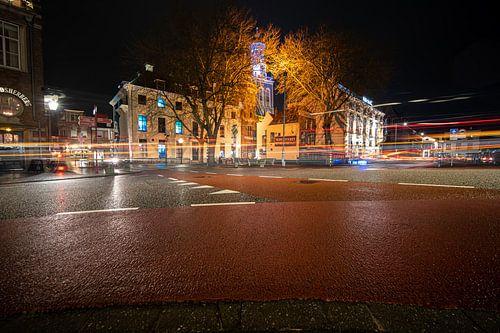 Entree vanaf de stadsbrug in Kampen