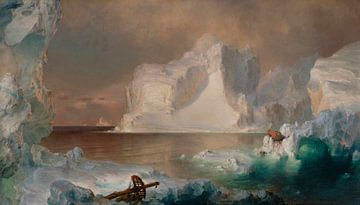 Die Eisberge, Frederic-Edwin-Kirche