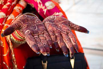 Henna hands van Margo Smit