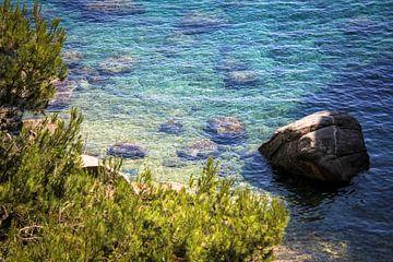 De middellandse zee van