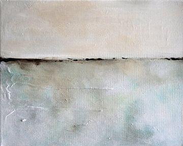Winter Horizon van Maria Kitano