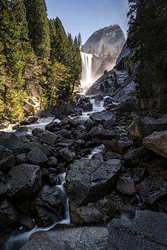Cascade vernale sur Joris Pannemans - Loris Photography