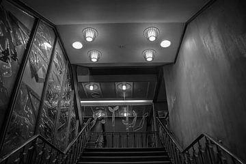 Treppe SS Rotterdam von Gerrit van Leeuwen