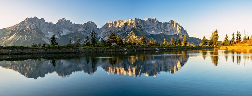 Wilder Kaiser Tirol von Achim Thomae