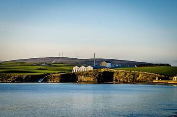 Scapa Flow - Orkney Islands (Schotland) van Photohut Tim