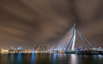 Erasmusbrug Rotterdam sur Henk Verheyen
