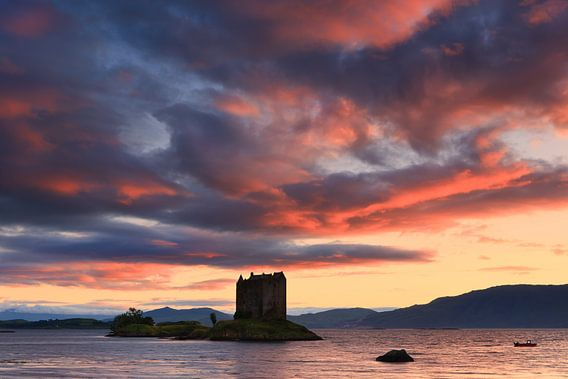 Stalker Castle, Schotland