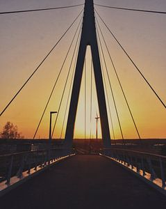 Lanklaar-Brücke von Goldeneyes