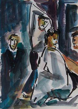 Bij de kapper van arte factum berlin
