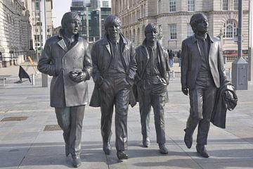 The Beatles von Burghard Schreyer