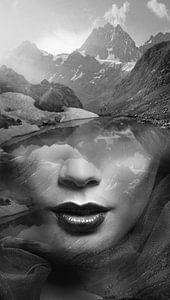 Mountain lady