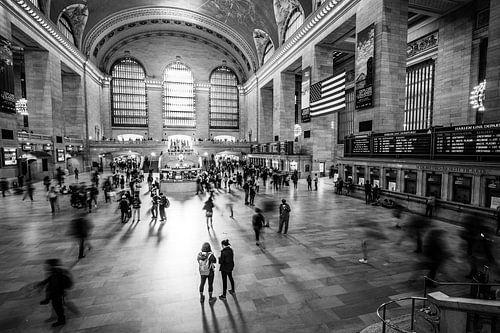 Grand Central Terminal, New York City van