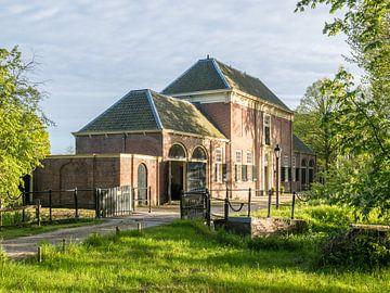 Koetshuis /stoeterij Nijenburg in Heiloo von Ronald Smits